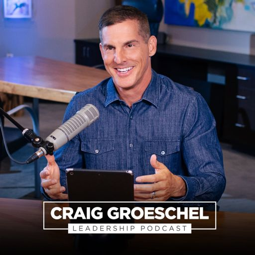 Cover art for podcast Craig Groeschel Leadership Podcast