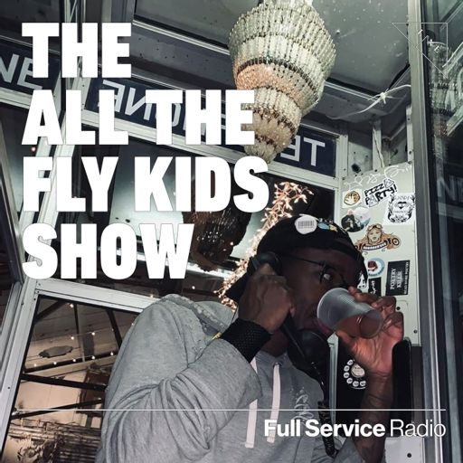 Cover art for podcast The All The Fly Kids Show
