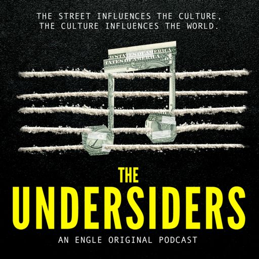 Cover art for podcast The Undersiders (english version)