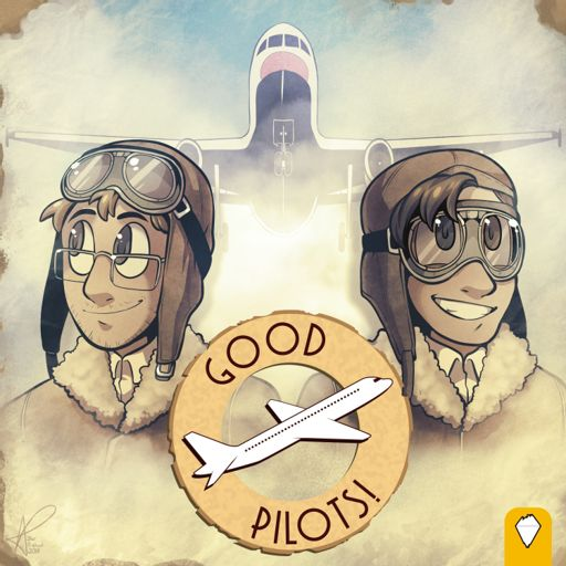 Cover art for podcast Good Pilots