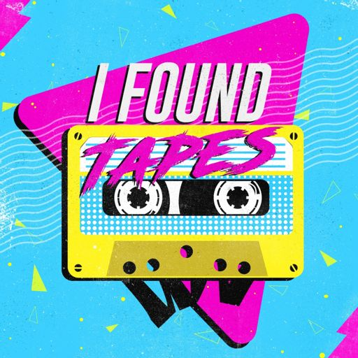 Cover art for podcast I Found Tapes