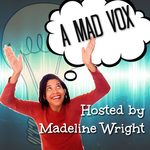 Cover art for podcast A Mad Vox
