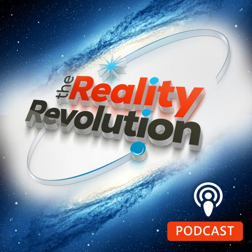 Cover art for podcast The Reality Revolution Podcast