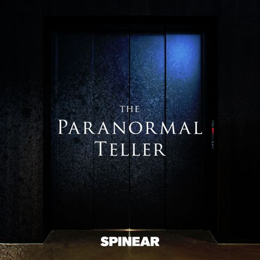 Cover art for podcast THE PARANORMAL TELLER