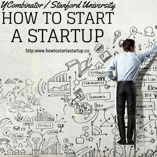 Cover art for podcast How to Start a Startup