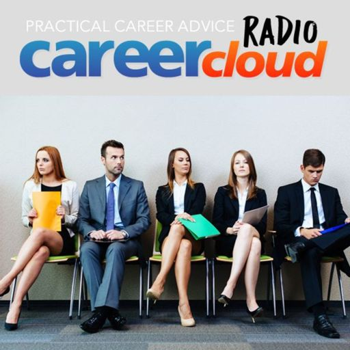 Cover art for podcast Career Cloud Radio - Job Search Advice & Tactics