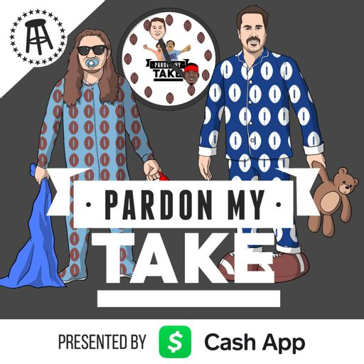Cover art for podcast Pardon My Take