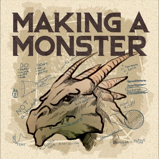 Cover art for podcast Making a Monster
