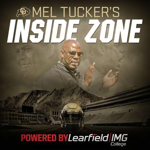 Cover art for podcast Mel Tucker's Inside Zone