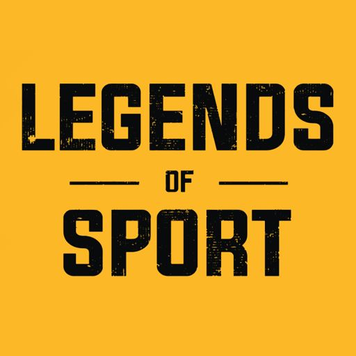 Cover art for podcast Legends Of Sport