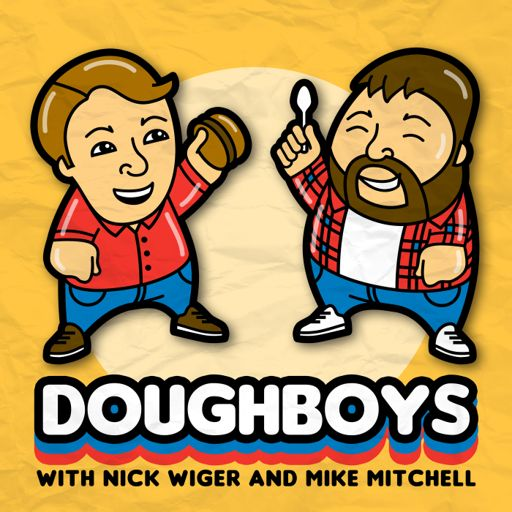 Cover art for podcast Doughboys