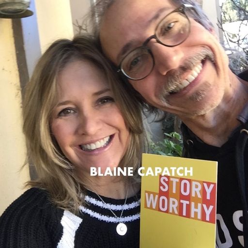 533 - My Prostate Cancer with Comedy Writer Blaine Capatch from