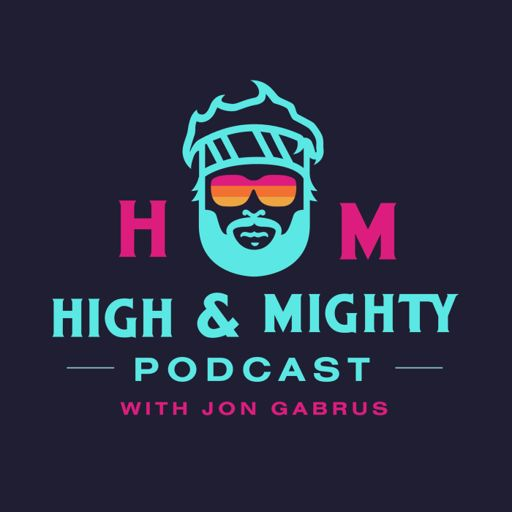 Cover art for podcast High and Mighty