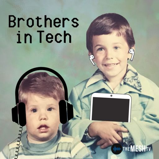 Cover art for podcast Brothers in Tech