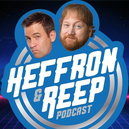 Cover art for podcast Heffron and Reep Show