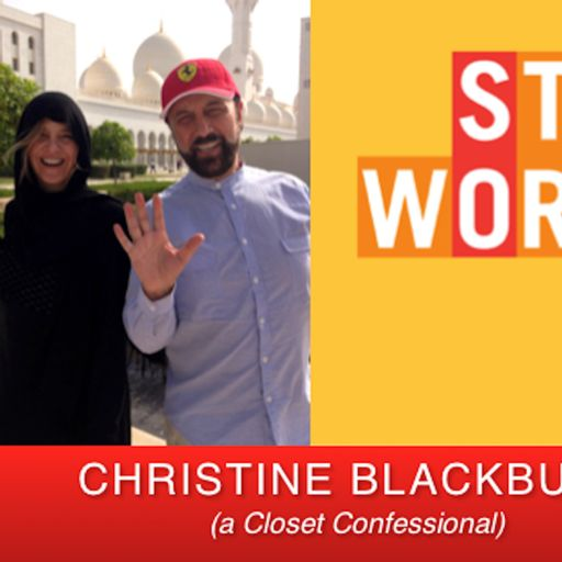 1e83d088326f08 SPECIAL  Closet Confessional! I Went To The Middle East With Yakov Smirnoff  with Host Christine Blackburn from Story Worthy on RadioPublic