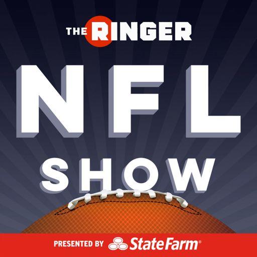 Cover art for podcast The Ringer NFL Show