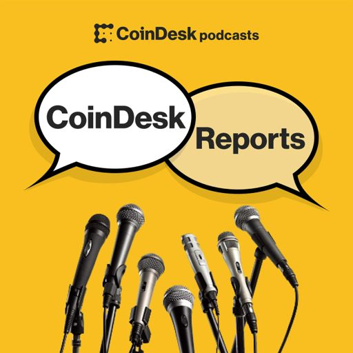 Cover art for podcast CoinDesk Reports