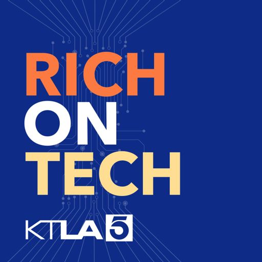 Cover art for podcast Rich On Tech