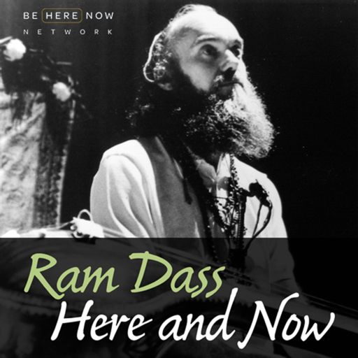 Cover art for podcast Ram Dass Here And Now