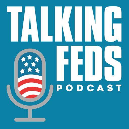 Cover art for podcast Talking Feds