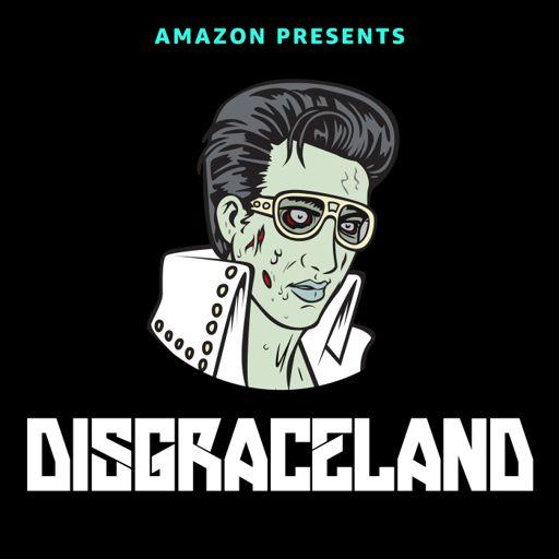 Cover art for podcast DISGRACELAND