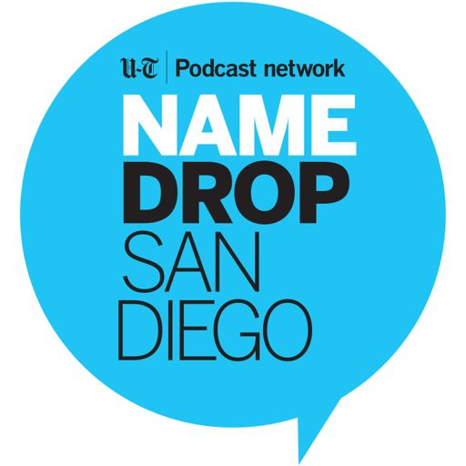 Cover art for podcast Name Drop San Diego
