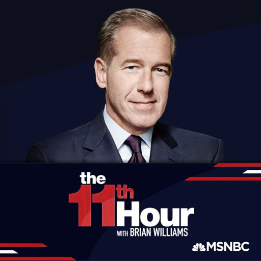 Cover art for podcast The 11th Hour with Brian Williams