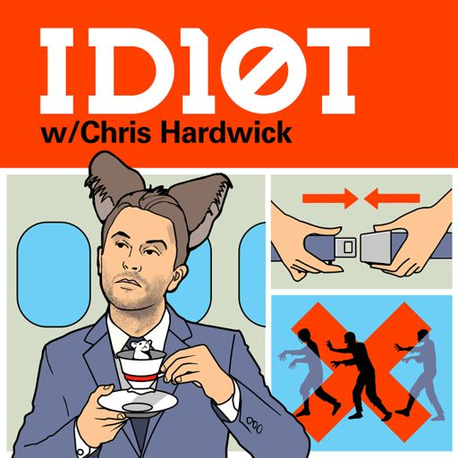 Cover art for podcast ID10T with Chris Hardwick
