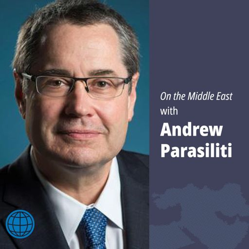 Cover art for podcast On the Middle East with Andrew Parasiliti, an Al-Monitor Podcast