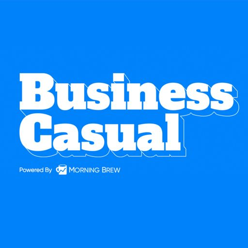 Cover art for podcast Business Casual