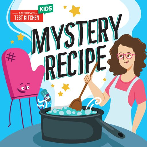 Cover art for podcast Mystery Recipe