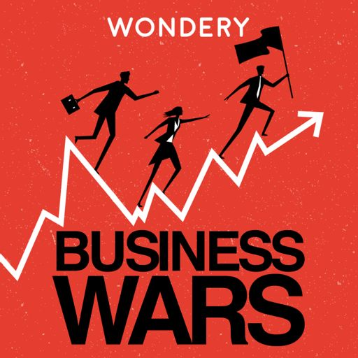 Cover art for podcast Business Wars