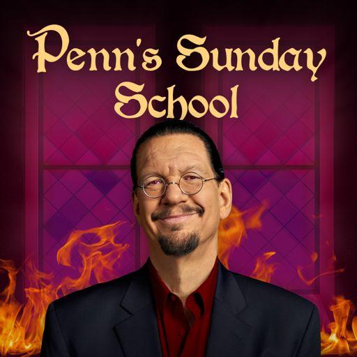 Cover art for podcast Penn's Sunday School