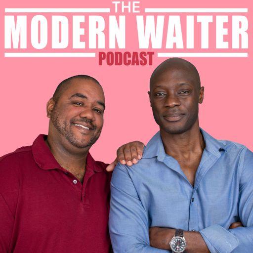 Cover art for podcast The Modern Waiter Podcast