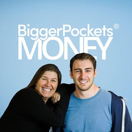 Cover art for podcast BiggerPockets Money Podcast