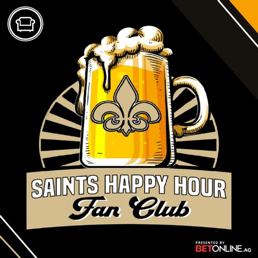 Cover art for podcast Saints Happy Hour