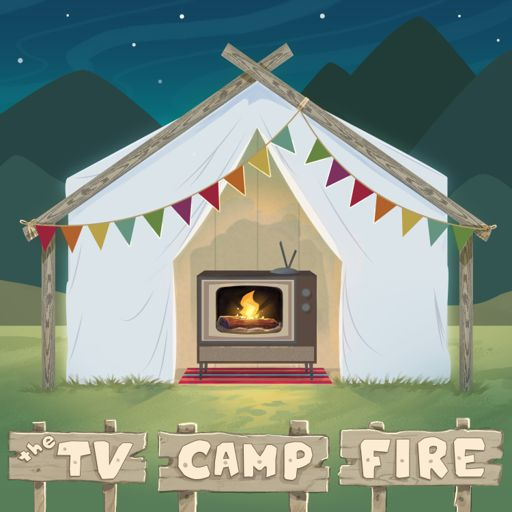 Cover art for podcast The TV Campfire