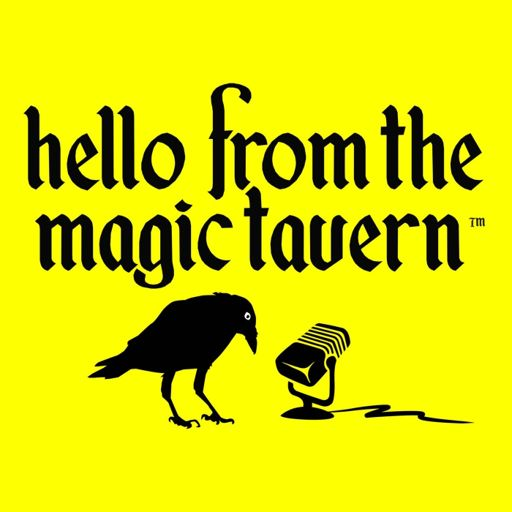 Cover art for podcast Hello From The Magic Tavern