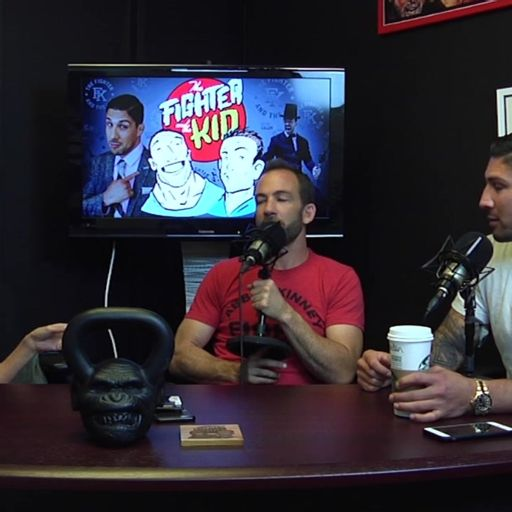 TFATK Episode 234: Jeremy Piven from The Fighter & The Kid on