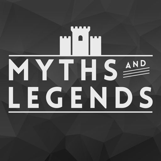 Cover art for podcast Myths and Legends
