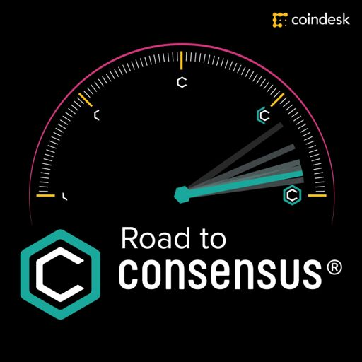Cover art for podcast Road to Consensus by CoinDesk