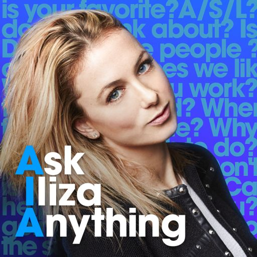 Cover art for podcast Ask Iliza Anything