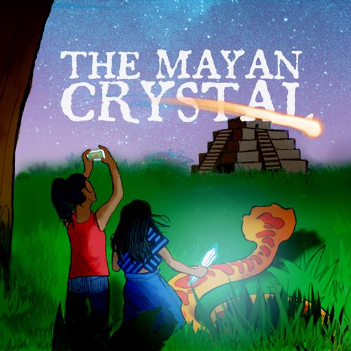 Cover art for podcast The Mayan Crystal
