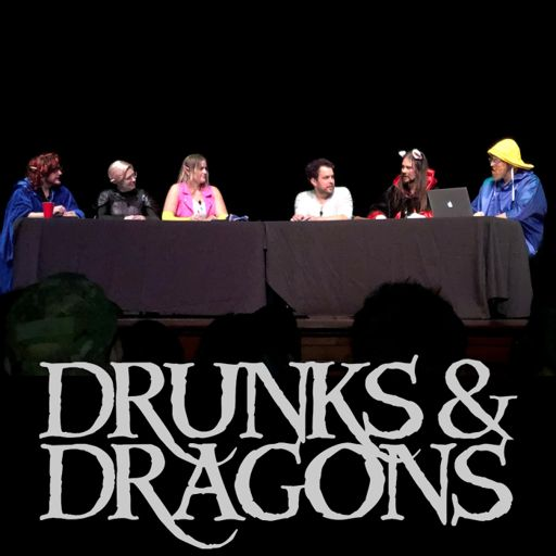 Episode 275 - An Unquenchable Thirst (GeeklyCon 2018 Live