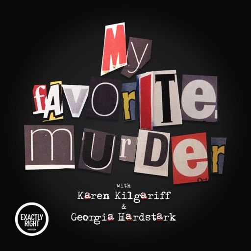 Image result for my favorite murder cover art