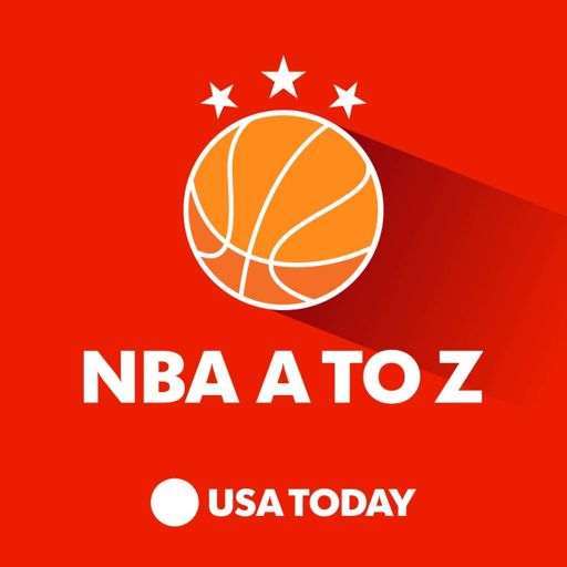 Cover art for podcast NBA A to Z with Sam Amick and Jeff Zillgitt