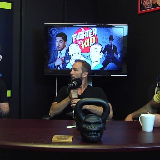 VIDEO HIGHLIGHTS: Episode 166 from The Fighter & The Kid on RadioPublic