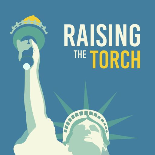 Cover art for podcast Raising the Torch