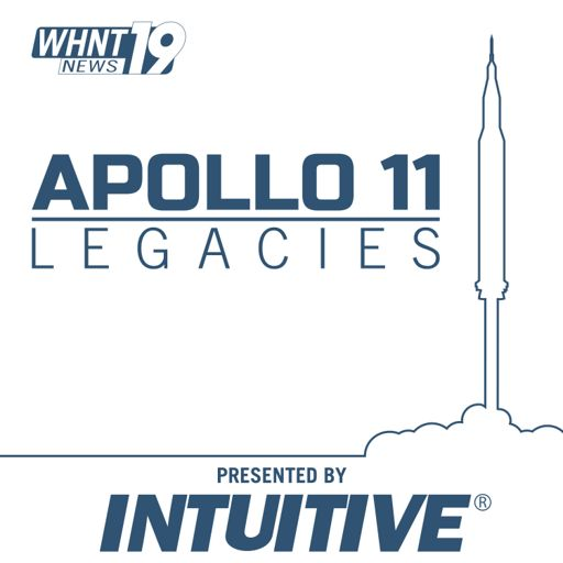 Cover art for podcast Apollo 11 Legacies